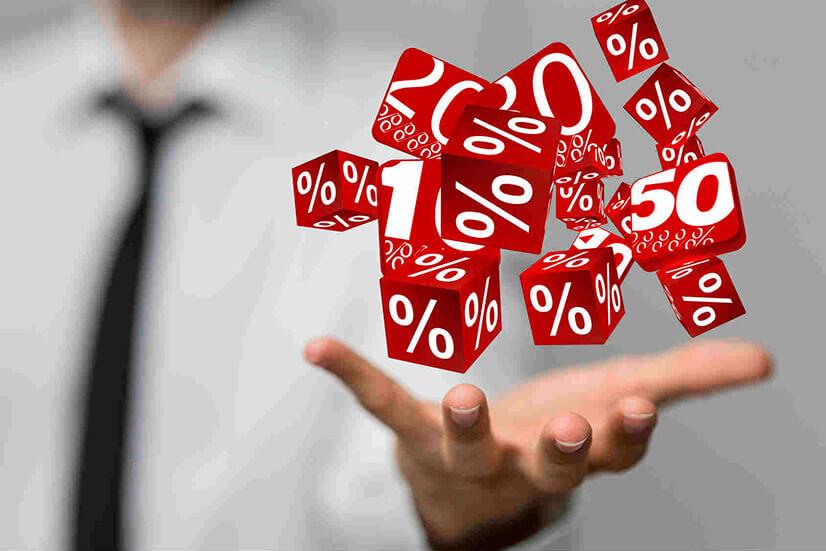 Что влияет на размер процентной ставки?