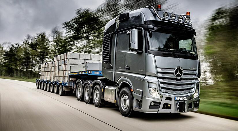 Как получить кредит на грузовик?