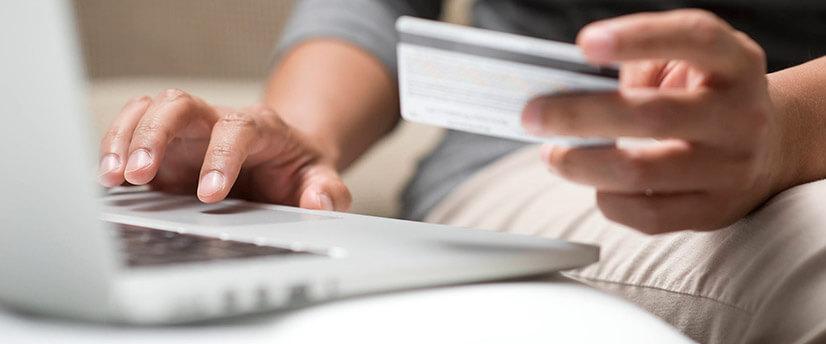 Как оплачивать интернет с сайта банка?
