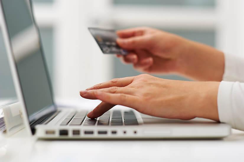 Преимущества погашения банковской картой