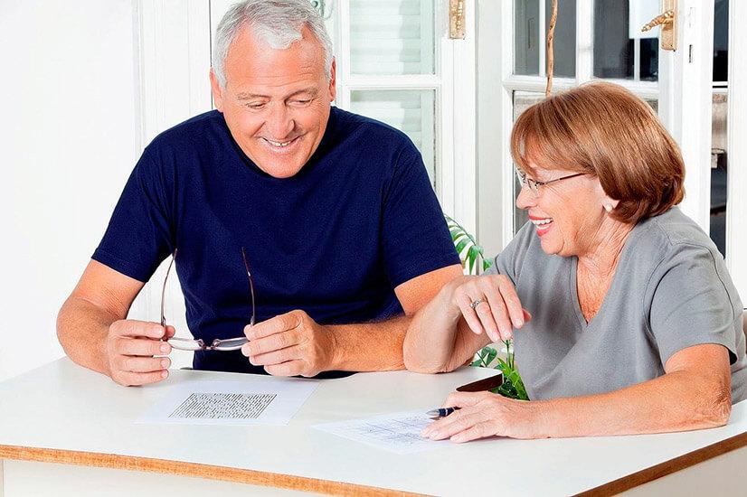 Условия получения займов для пенсионеров